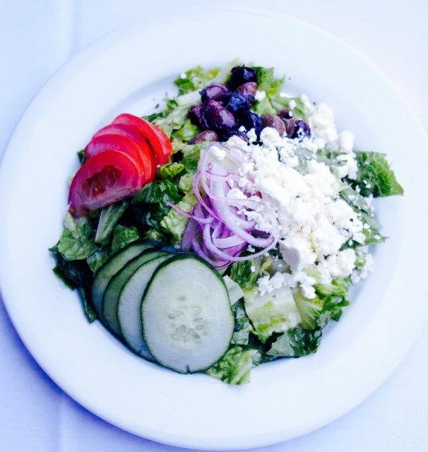 Greek Salad Auburn CA