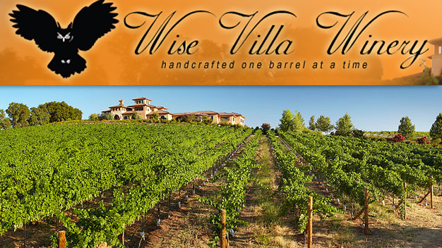 wise villa winery malbec